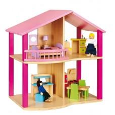 Pink Dollhouse
