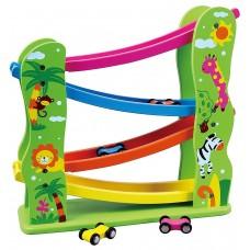 Car Slider - Jungle